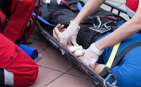 Atención sanitaria en rescate