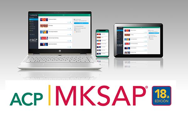MKSAP 18. Curso Superior de medicina interna